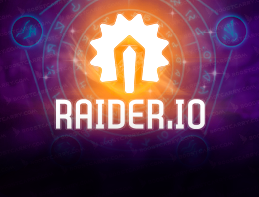 Raider.io Mythic Score boost