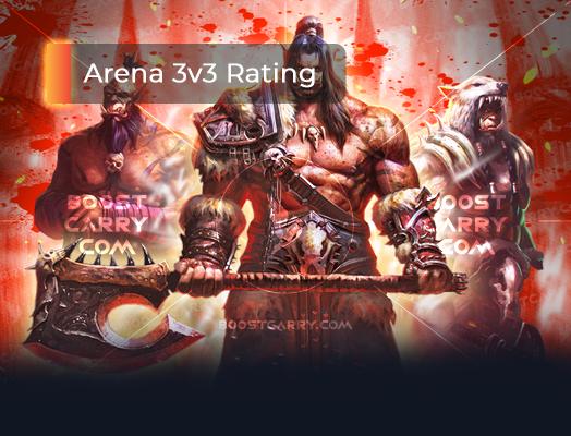 Arena 3v3 Rating