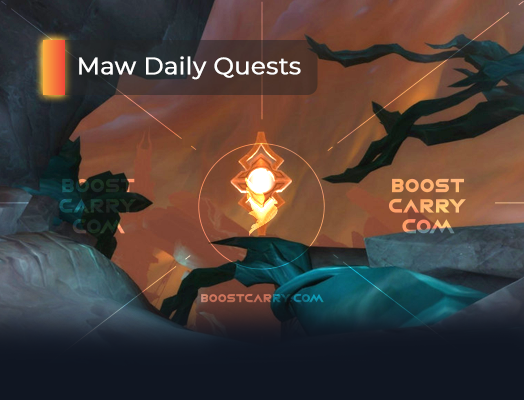 Maw Daily Quests
