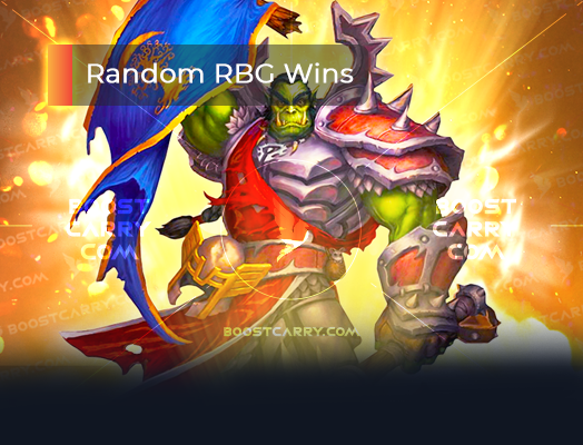 Random RBG Wins
