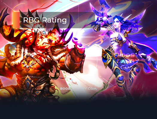 Rated Battlegrounds (RBG Rating)