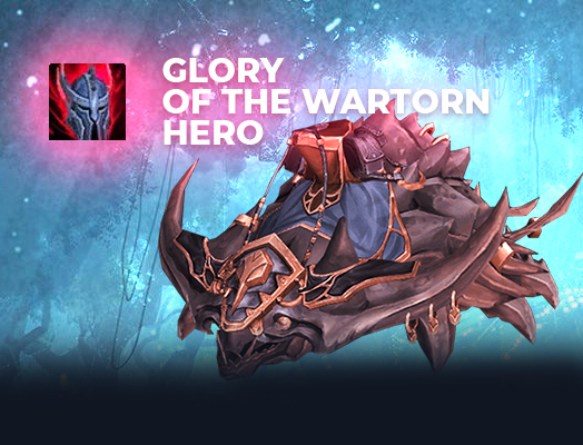 Glory of Wartorn Hero