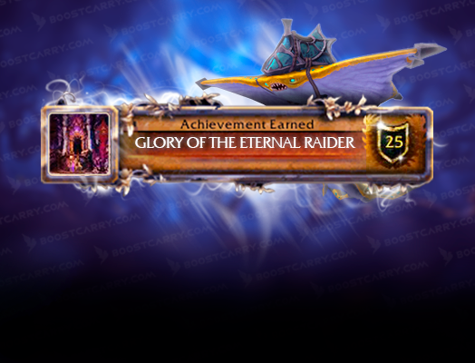 Glory of the Eternal Raider – Azshari Bloatray