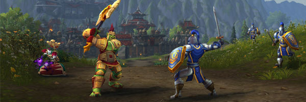 The Heroic Warfront is now up on US servers