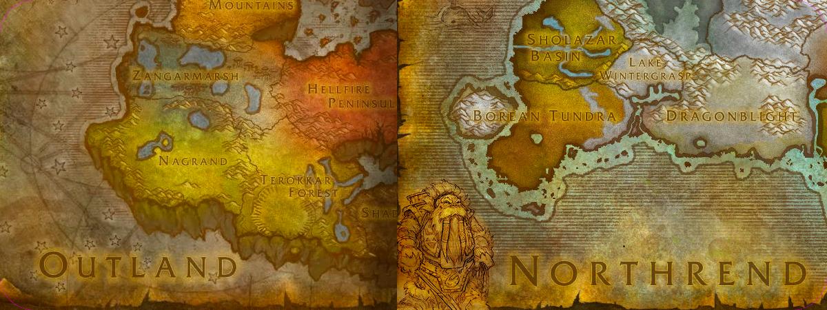 Outland-Northrend