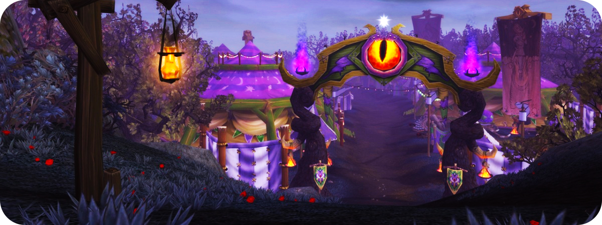 Darkmoon Faire WoW BfA