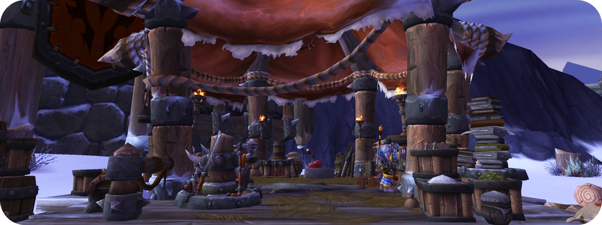 Trading post WoW BfA
