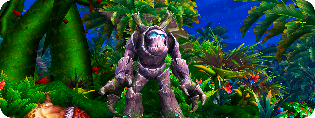 Botani, a race of plant-like creatures