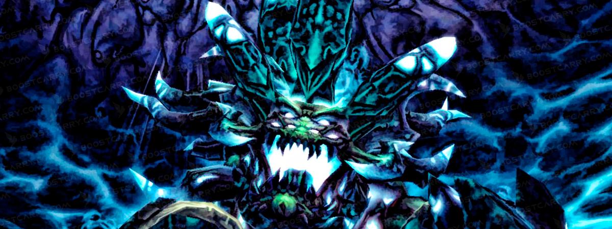 immortal evil - Sha