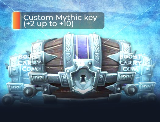 Custom Mythic key