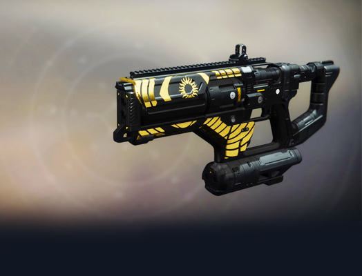 Exile's Curse Fusion Rifle God Roll