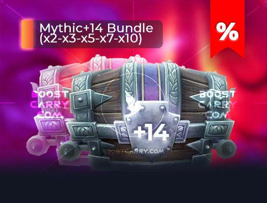 M+14 Bundle