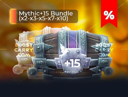 M+15 Bundle