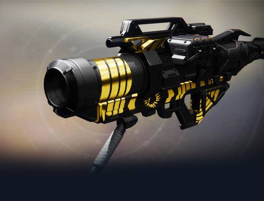 Tomorrow's Answer Rocket Launcher God Roll