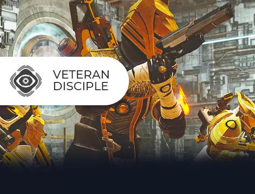 Veteran Disciple Triumph