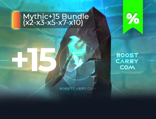 bundle wow mythic 15
