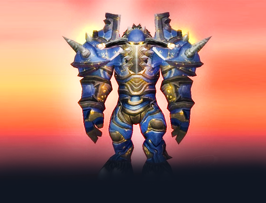 Burning Crusade PvP Transmog Setsм