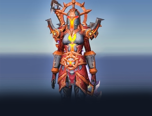 WoD PvP Transmog Sets