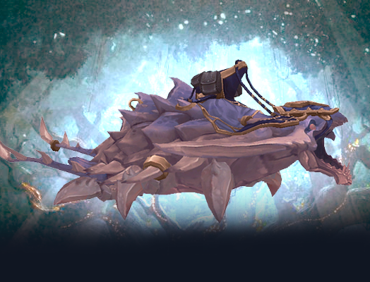Buy Azureshell Krolusk mount