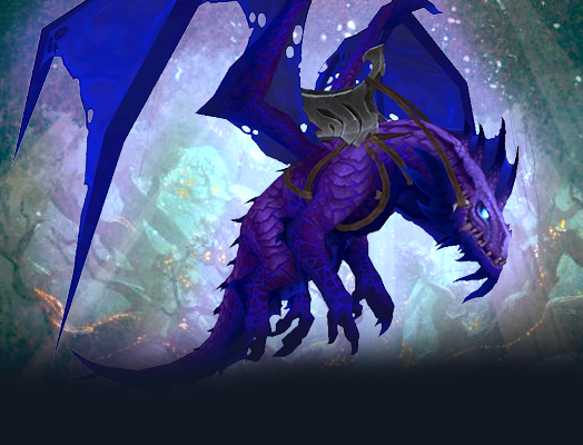 Buy Uncorrupted Voidwing mount