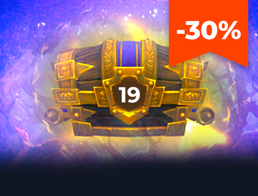 mythic +19 carry