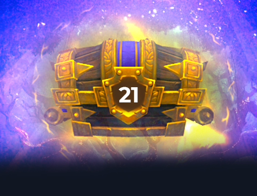 mythic +21 carry