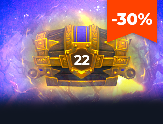 mythic +22 carry