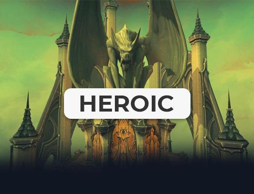 Castle Nathria Heroic raid 10/10 carry
