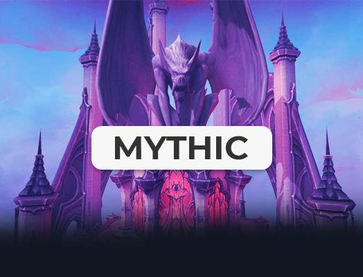 Castle Nathria Mythic raid 10/10 carry