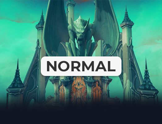 Castle Nathria Normal raid 10/10 carry
