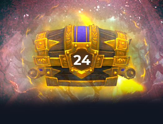 mythic +24 carry