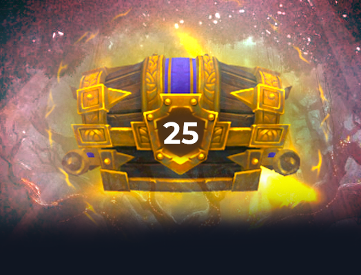 mythic +25 carry