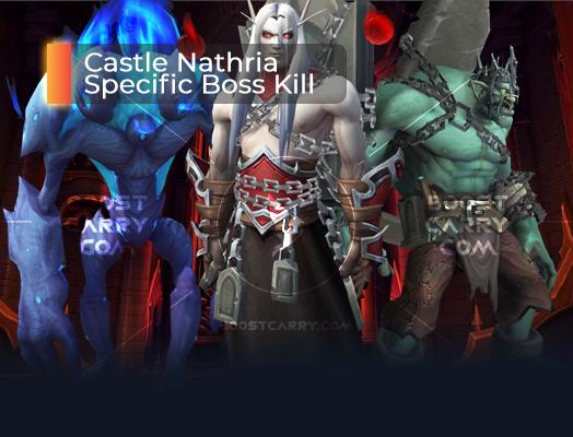 Castle Nathria Specific Boss kill