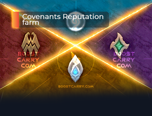 Covenants Reputation farm