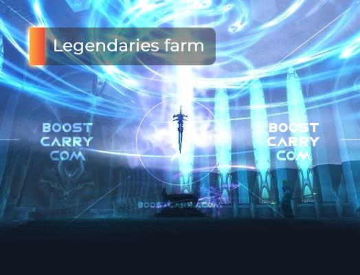 Legendaries farm
