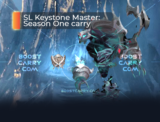Shadowlands Keystone Master_ Season One carry