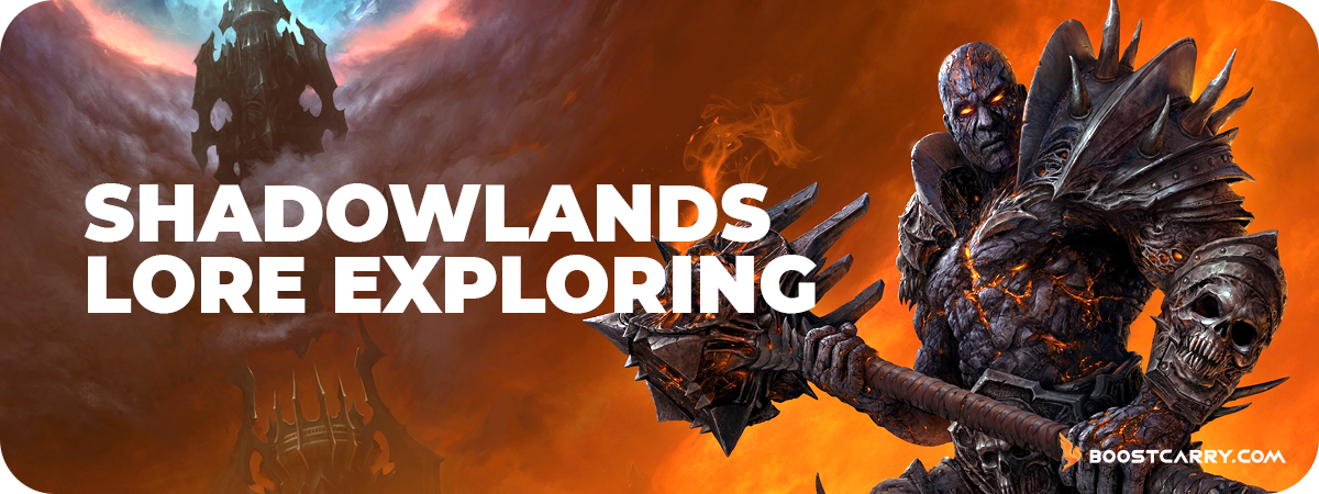 Shadowlands Lore