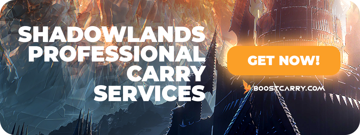 Shadowlands carry services