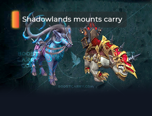 Shadowlands mounts buy