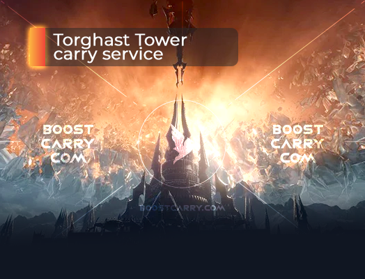 Thorgast carry