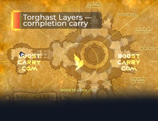 Torghast Layers completion