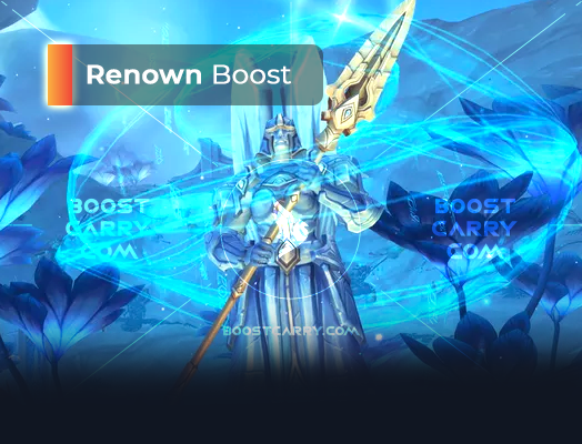 covenant renown boost