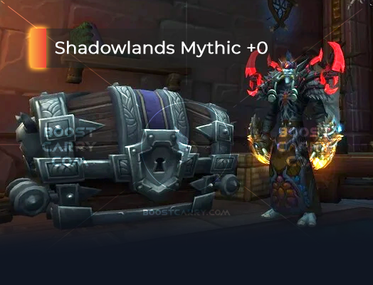 Shadowlands Mythic +0 boost