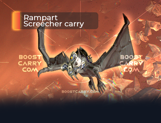 Rampart Screecher carry