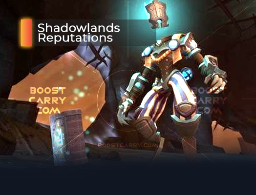 Shadowlands Reputations boost