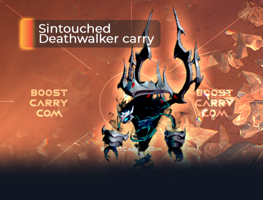 Sintouched Deathwalker carry