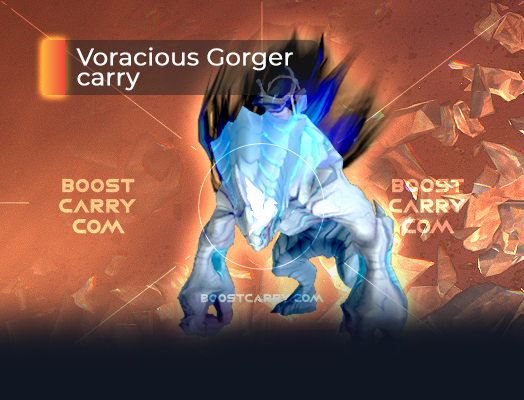 Voracious Gorger carry