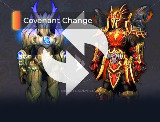 Covenant Change