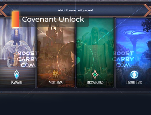 Covenant Unlock