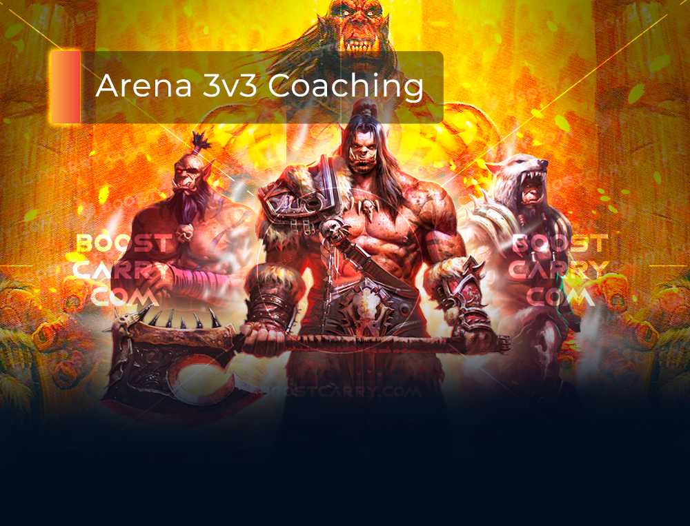 wow arena 3v3 coaching
